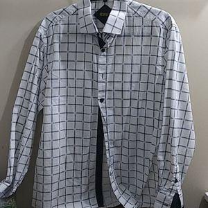Men's dress shirt. EUC